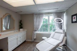 medical spa interior